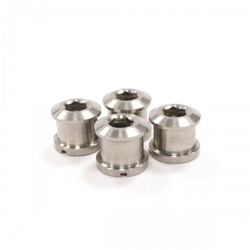PACK 4 BOLTS ELEVN TITANIUM 8.5X4MM