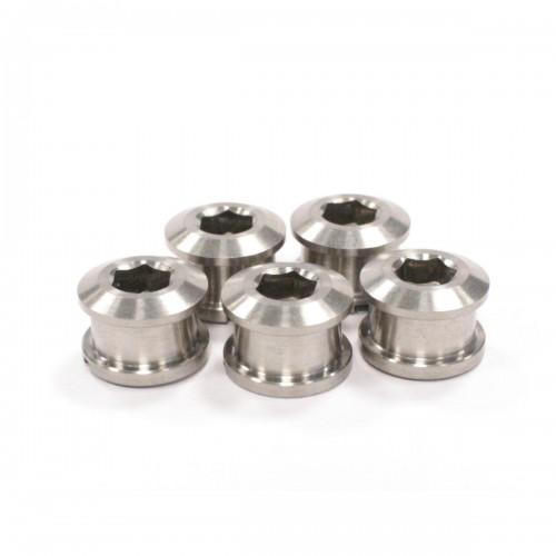 PACK 5 BOLTS ELEVN TITANIUM 8.5X4MM