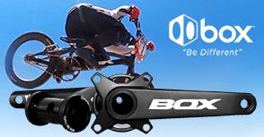 Box BMX Cranks